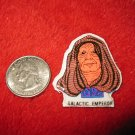 1980's Star Wars Refrigerator Magnet: Emperor Palpatine