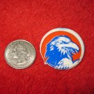 1970's American USA Refrigerator Magnet: Bald Eagle Profile