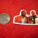 1983 The A-Team TV Show Refrigerator Magnet: Hannibal & B.A. Baracus