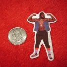 1983 The A-Team TV Show Refrigerator Magnet: B.A. Baracus #2
