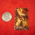 1980's Indiana Jones & The Temple of Doom Refrigerator Magnet: #9