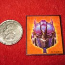2007 Transformers Movie Hologram Refrigerator Magnet: #4