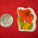 1980's Cartoon Flowers Series Refrigerator Magnet: #1