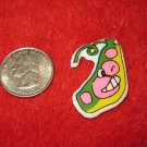 1980's Cartoon Veggie People Series Refrigerator Magnet: #1