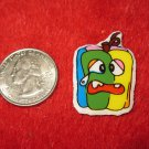 1980's Cartoon Veggie People Series Refrigerator Magnet: #6
