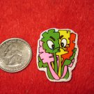 1980's Cartoon Veggie People Series Refrigerator Magnet: #9
