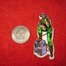 1982 G.I. Joe Cartoon Series Refrigerator Magnet: Radio Trooper