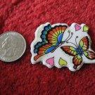 1980's Cartoon Rainbow Butterflies Series Refrigerator Magnet: #2
