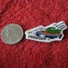 1981 Sega Frogger Series Refrigerator Magnet: #p294 I'm Waiting / Frog Race