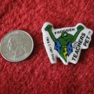 1981 Sega Frogger Series Refrigerator Magnet: #p291 Teachers Pet
