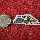 1981 Sega Frogger Series Refrigerator Magnet: #p286 Here Comes Trouble