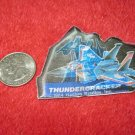 1984 Transformers Hologram Series Refrigerator Magnet: Thundercracker