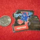 1984 Transformers Hologram Series Refrigerator Magnet: Huffer