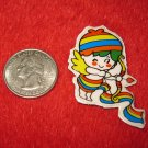 1980's Cartoon Rainbow Series Refrigerator Magnet: Cupid