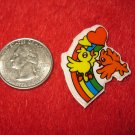 1980's Cartoon Rainbow Series Refrigerator Magnet: Love Birds