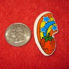 1980's Cartoon Rainbow Series Refrigerator Magnet: Strawberry