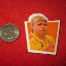 1980's Racing Series Refrigerator Magnet: Mark Hamlin