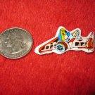 1980's Cartoon Series Refrigerator Magnet: Buck Rogers Spaceship