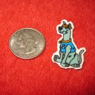 1980's Cartoon Series Refrigerator Magnet: Scruffy-Doo