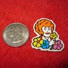 1980's Cartoon Series Refrigerator Magnet: Annie #2
