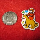 1980's Cartoon Series Refrigerator Magnet: Annie #5