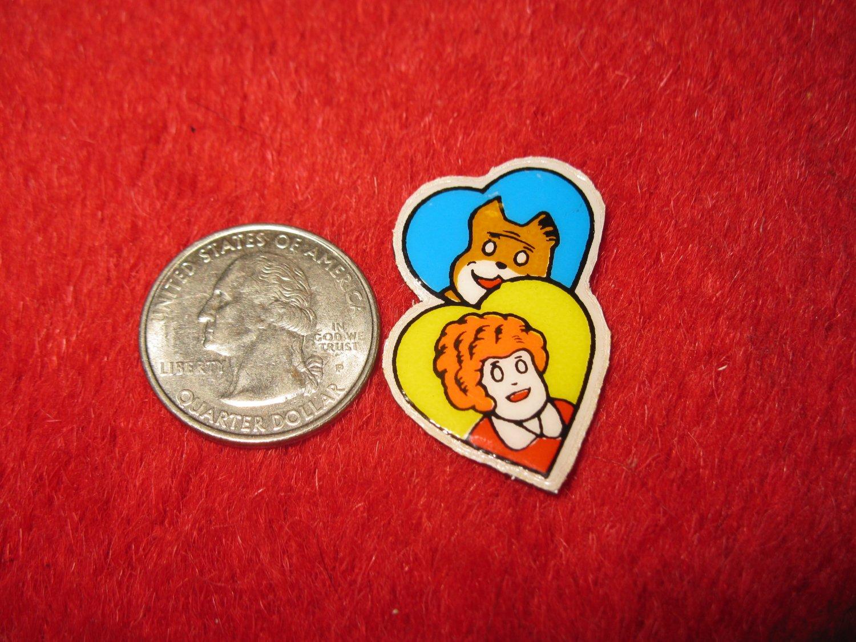 1980's Cartoon Series Refrigerator Magnet: Annie #8