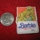 1980's Cartoon Series Refrigerator Magnet: Barbie #1