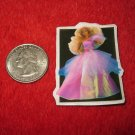 1980's Cartoon Series Refrigerator Magnet: Barbie #3