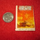 1988 NES Nintendo Series Refrigerator Magnet: Iron Tank