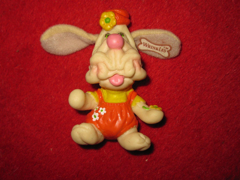 1988 Ganz Bros, Wrinkles Finger Puppet Doll