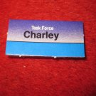 1988 The Hunt for Red October Board Game Piece: CHARLEY Blue Ship Tab- NATO