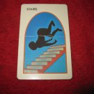 1993 - 13 Dead End Drive Board Game Piece: Stairs Trap Card
