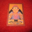 1993 - 13 Dead End Drive Board Game Piece: The Fortune-Teller Portrait Card