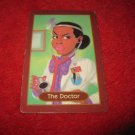 1993 - 13 Dead End Drive Board Game Piece: The Doctor Portrait Card