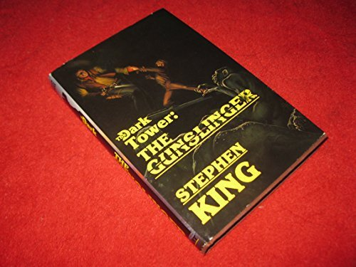 1982 Dark Tower: The Gunslinger - Stephen King: Stated 1st Edtion Hardcover ! - true 1st