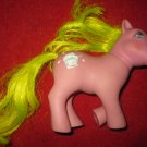 Vintage My Little Pony: 1987 Sundae Best - Crunch Berry