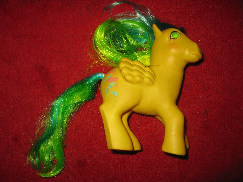 Vintage My Little Pony: 1985 Twinkle Eye Pegasus - Masquerade