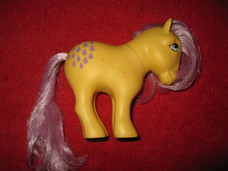 Vintage My Little Pony: 1982 Lemon Drop