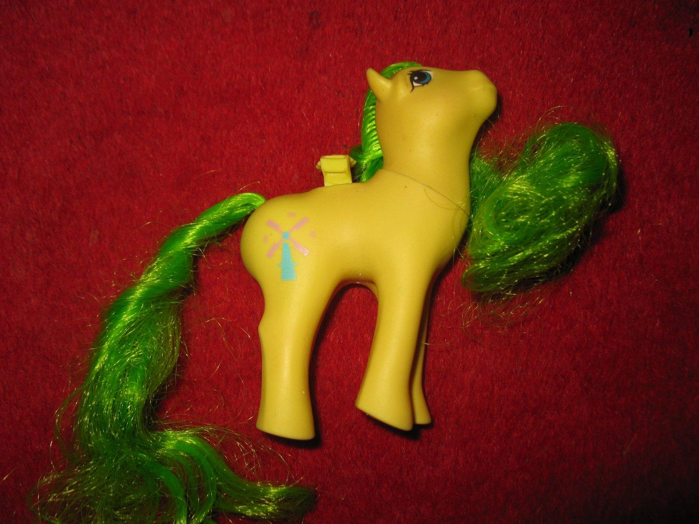 Vintage My Little Pony: 1987 Flutter - Wind Drifter