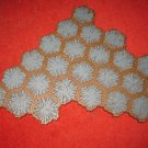 2004 - Heroscape Board Game Piece: Gray Mountain land 24-way hex tile