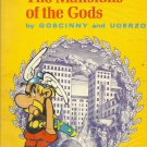 1984 An Asterix Adventure Comic Magazine: The Mansions of the Gods