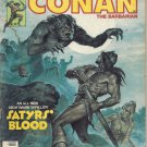 1980 Vintage Marvel comic book Magazine: The Savage Sword of Conan #51