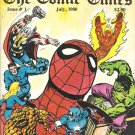 1980 Vintage Comic Magazine: The Comic Times #1