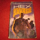 1968 Doc Savage #37: Hex - paperback