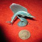 Vintage Miniature Playset figure: Rare SailFish Jumping out of Ocean