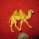 Vintage Miniature Playset figure: Rare Painted Camel