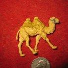 Vintage Miniature Playset figure: Rare Painted Camel