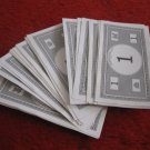 2004 Monopoly Board Game Piece: Stack of $1.00 Bills