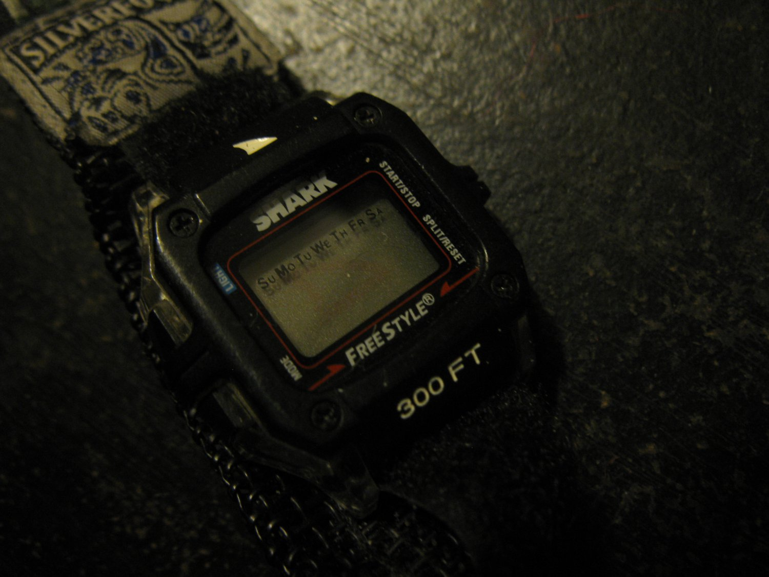 AQT2 Teen Digital Dive Watch: Chronograph, Water Resistant 30M, 1/100s Stopwatch