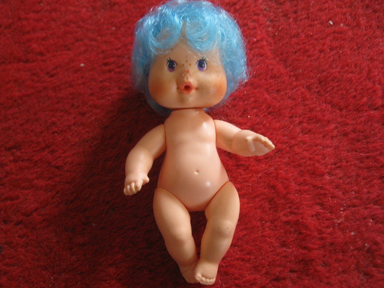 vintage 1980's Strawberry Shortcake Doll #5